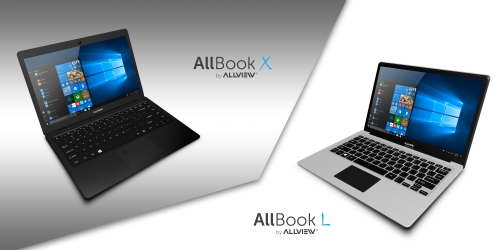 Allbook X and Allbook Lx