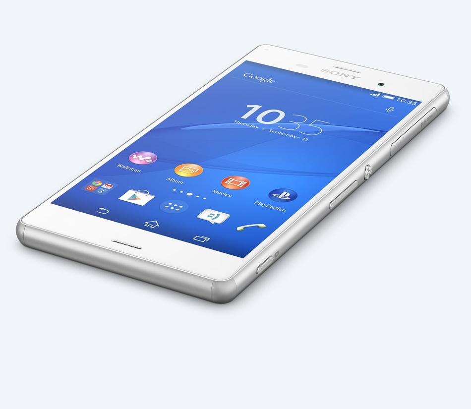 Test smartfona Sony Xperia Z3